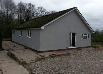Thumbnail 3 bed detached bungalow to rent in Lugtrout Lane, Solihull
