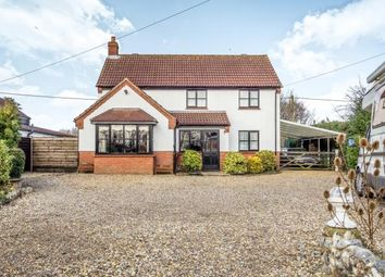 Thumbnail 4 bed detached house for sale in Smallburgh, Norwich, Norfolk