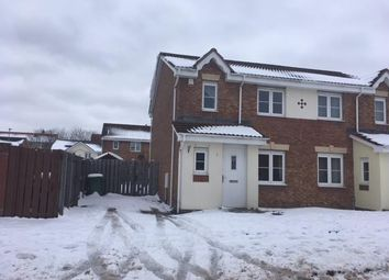 Thumbnail 2 bed semi-detached house to rent in Newhouse Drive, Glasgow