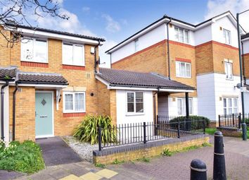Thumbnail 2 bed semi-detached house for sale in Windsor Road, Gillingham, Kent