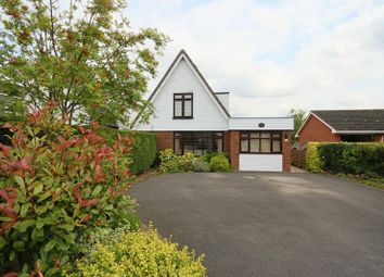 Thumbnail 4 bed detached house for sale in Church Lane, Derrington, Stafford