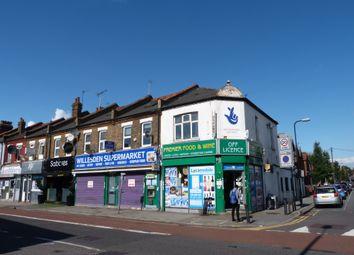 Dudden Hill Parade, Dudden Hill Lane, London NW10. 2 bed flat