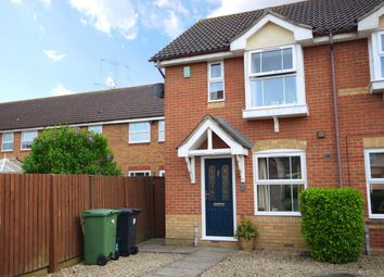 Thumbnail 2 bedroom semi-detached house for sale in Brunstock Beck, Didcot