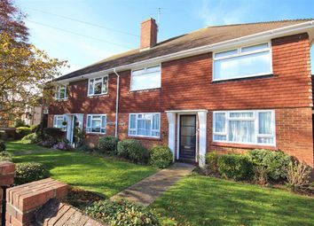 Thumbnail 2 bed flat for sale in Osmonde Court, Westcourt Road, Worthing, West Sussex