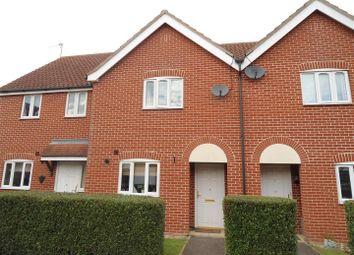 Thumbnail 3 bedroom terraced house for sale in Mill Lane, Elmsett, Ipswich