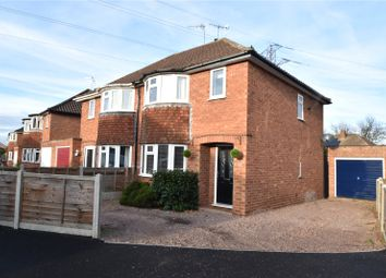 Thumbnail 3 bed semi-detached house for sale in Melrose Close, Worcester, Worcestershire