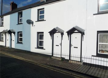 Thumbnail 2 bed terraced house to rent in Church Road, Chepstow