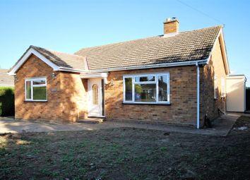 Thumbnail 3 bed detached bungalow for sale in Broadgate, Sutton St. James, Spalding