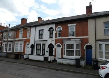 Thumbnail 3 bedroom terraced house for sale in Western Road, Derby, Derbyshire