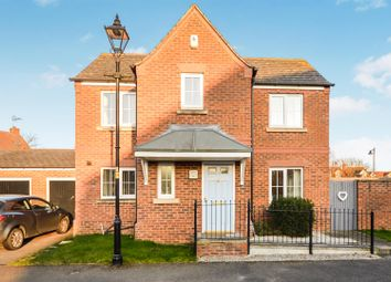 Thumbnail 3 bed property for sale in Partridge Green, Witham St. Hughs, Lincoln