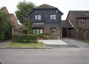 Thumbnail 4 bed detached house to rent in Angel Meadows, Odiham, Hook