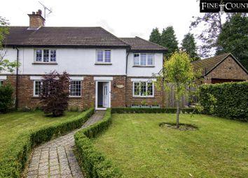 Welcome Cottages, Slines Oak Road, Woldingham, Caterham CR3. 4 bed semi-detached house