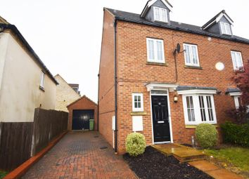 4 bed semi-detached house for sale in Crawford Way, Oxley Park, Milton Keynes MK4