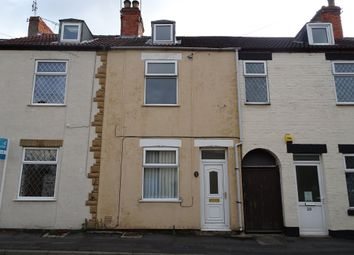 Thumbnail 2 bed terraced house to rent in Portland Street, Worksop