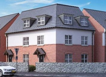 Thumbnail 2 bed flat for sale in Wood Green Road, Wednesbury, West Midlands