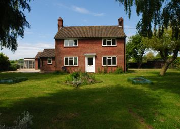 Thumbnail 3 bed detached house to rent in Burston Road, Dickleburgh, Diss