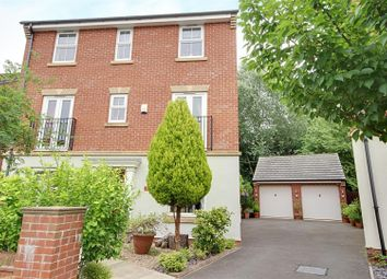 Thumbnail 4 bed detached house for sale in High Main Drive, Bestwood Village, Nottingham