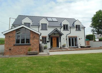Thumbnail 4 bed detached house for sale in Kanto, Little Honeyborough, Milford Haven, Pembrokeshire