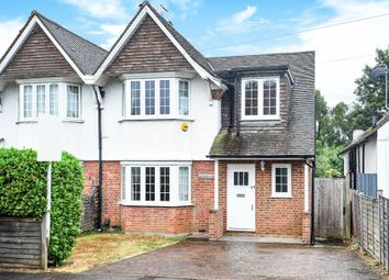 Thumbnail 4 bed semi-detached house to rent in Solesbridge Lane, Rickmansworth