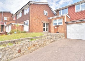 3 bed semi-detached house to rent in Charles Drive, Cuxton, Rochester ME2
