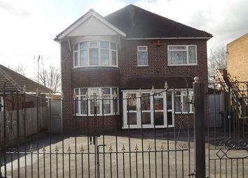 Thumbnail 4 bedroom detached house for sale in Hawthorn Road, Kingstanding, Birmingham