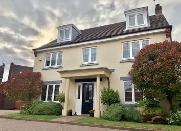 5 bed detached house for sale in Thruppence Close, Coventry CV4