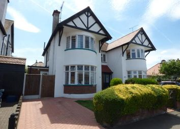 Thumbnail 3 bed semi-detached house for sale in Westcliff-On-Sea, Essex, England