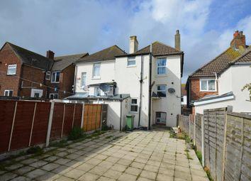 Thumbnail 2 bed maisonette to rent in Coronation Cottages, Cheriton High Street, Folkestone