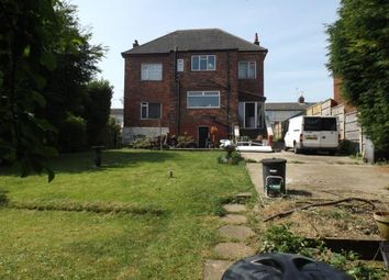 Thumbnail 4 bed detached house for sale in Park Road, Shirebrook, Mansfield, Derbyshire