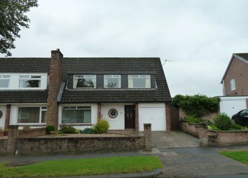 Thumbnail 3 bed semi-detached house to rent in Langrigg Road, Carlisle