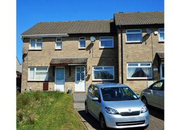 Thumbnail 2 bed terraced house for sale in Heol Y Fran, Morriston