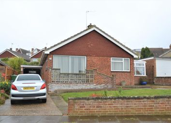 Thumbnail 3 bed detached bungalow for sale in Pococks Road, Eastbourne