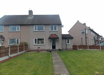 Thumbnail 3 bed semi-detached house for sale in Warnell Drive, Carlisle, Carlisle