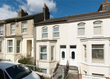 Thumbnail 3 bed terraced house for sale in Clarendon Road, Dover