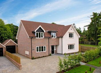 Thumbnail 4 bed detached house for sale in Woodland Way, Welwyn, Hertfordshire