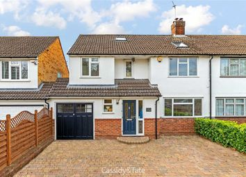 Thumbnail 5 bed semi-detached house for sale in Watford Road, St Albans, Hertfordshire