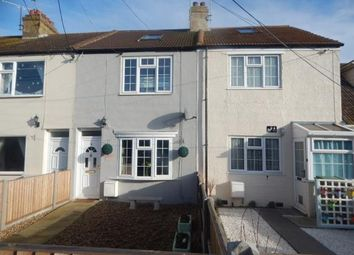 Thumbnail 3 bed terraced house for sale in Waterloo Terrace, Eastchurch Road, Minster, Sheerness