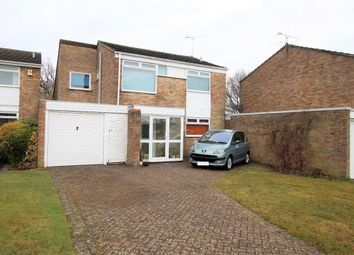Thumbnail 4 bed link-detached house for sale in Warren Rise, Frimley