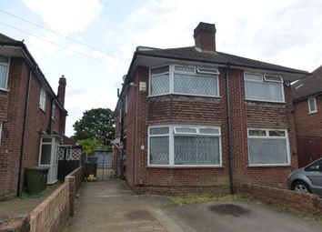 Thumbnail 4 bed semi-detached house for sale in Alexandra Road, Shirley, Southampton