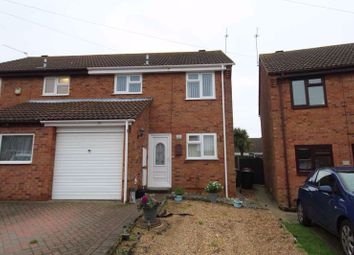 Thumbnail 3 bed semi-detached house for sale in Randall Close, Hopton, Great Yarmouth