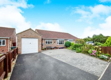 Thumbnail 2 bed semi-detached bungalow for sale in Barton Close, Trusthorpe, Mablethorpe