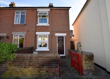 Thumbnail 2 bed end terrace house for sale in Colne Road, Halstead