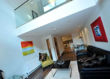 Thumbnail 1 bed flat to rent in One-Bedroom Duplex Apartment At The Residence, Belfast