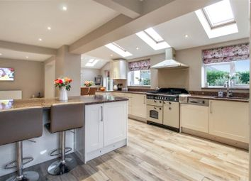 Thumbnail 4 bed detached house for sale in Blackthorn Way, Measham, Swadlincote