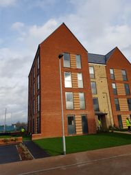 Thumbnail 2 bed flat to rent in Pathfinder Way, Northstowe