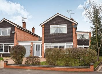 Thumbnail 3 bed detached house to rent in Wilshere Close, Kirby Muxloe, Leicester