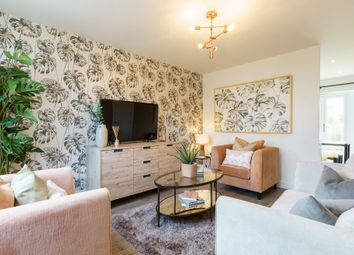 """Thumbnail 2 bedroom semi-detached house for sale in """"The Chesterton"""" at Wood Lane, Binfield, Bracknell"""