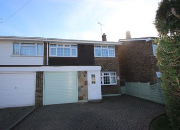 Thumbnail 3 bed semi-detached house to rent in The Birches, Benfleet