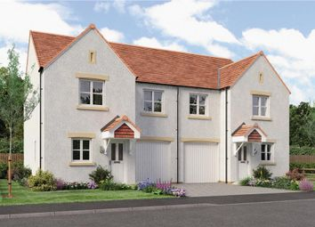 "Thumbnail 4 bedroom semi-detached house for sale in ""Blair Semi"" at Jeanette Stewart Drive, Dalkeith"