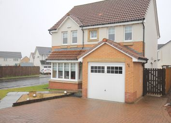 Thumbnail 4 bedroom detached house for sale in 20 Shankly Drive, Newmains, Wishaw